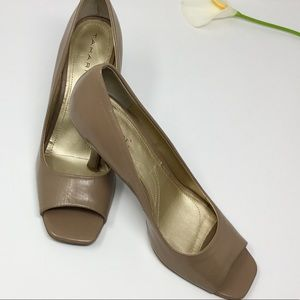 Tahari Riddle Open Toe
